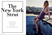 "Solstice Magazine/Issue 11 ""The New York Strut"""