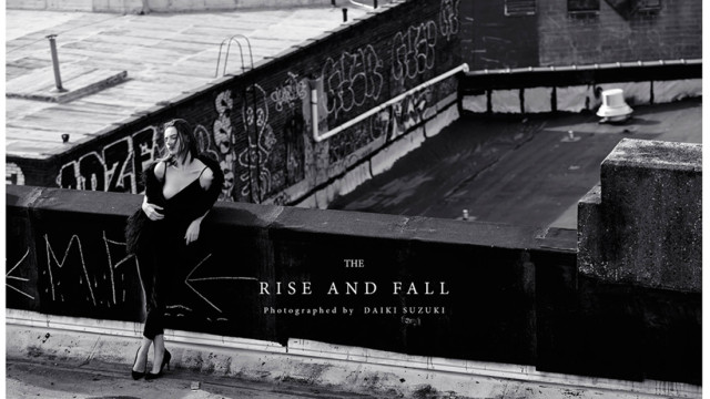 The Rise And Fall/ Institute Magazine