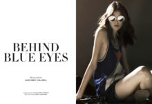 Behind Blue Eyes / TWEV Magazine